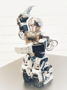 Robotiikka, sulautettu ohjelmointi